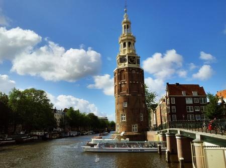 Tårn i Amsterdam