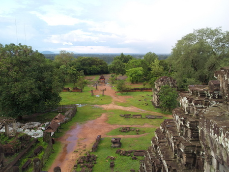 Templer i jungelen