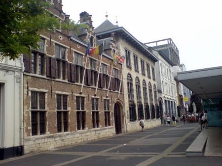 Huset hvor maleren Rubens bodde og arbeidet er nå et populært musem