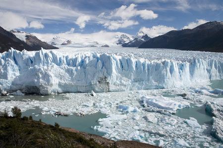 Isbre i Patagonia