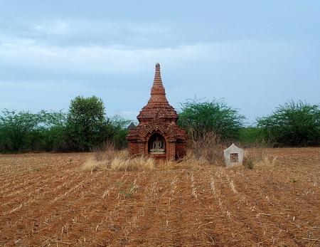Lite tempel