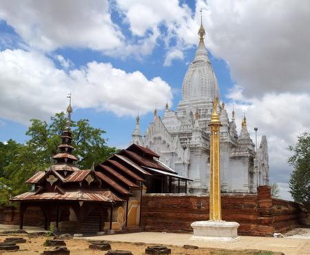 Tempel i Bagan