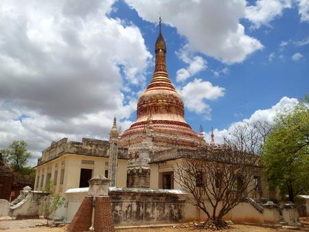 Stupa i Bagan