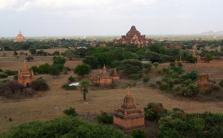 Templer i Bagan