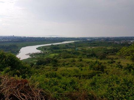 Utsikt over Bahir Dar