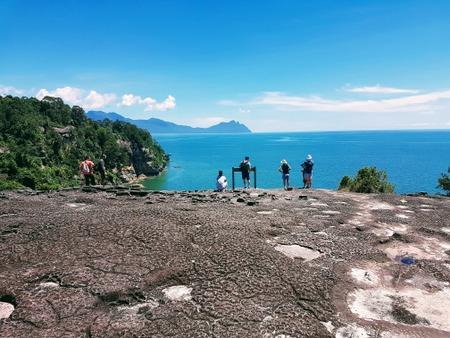 Utsikt fra klippekanten