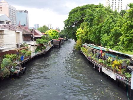 Kanal i Bangkok