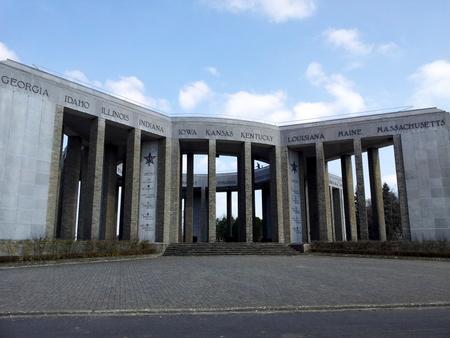Minnesmerke fra andre verdenskrig