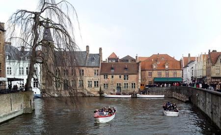 Kanaler i Brugge