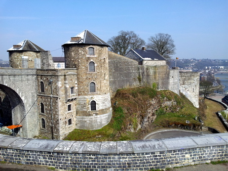 Citadellet i Namur