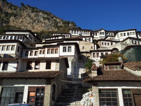 Hus i Berat