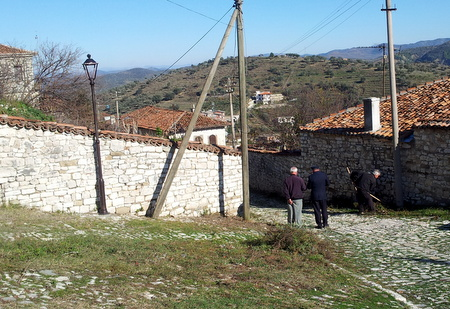 Innbyggere i Berat