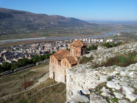 Utsikt over Berat