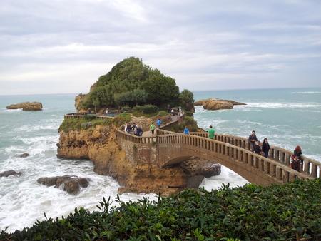 Øyer i Biarritz