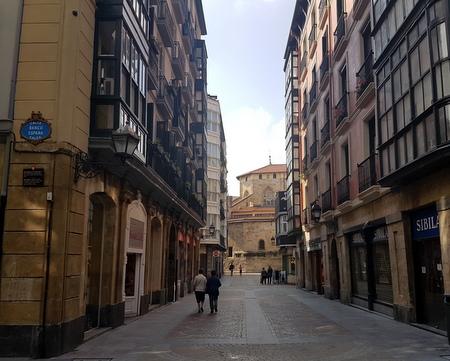 Gamlebyen i Bilbao