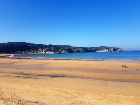Strand nær Bilbao