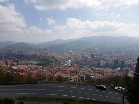 Utsikt fra Artxanda