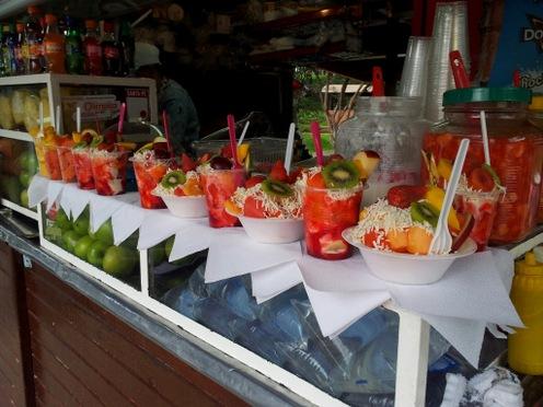 Fruktdessert