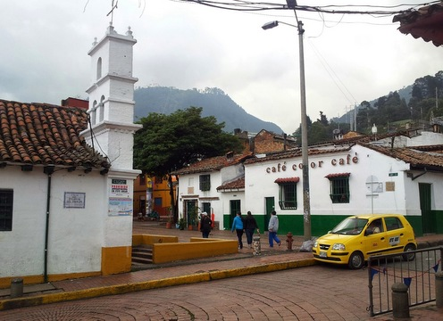 Gamlebyen La Candelaria