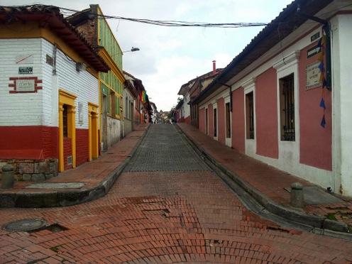 Gater i La Candelaria