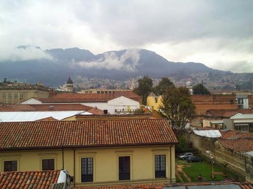 Utsikt over La Candelaria