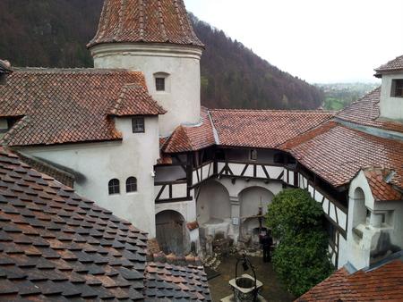Bran slott