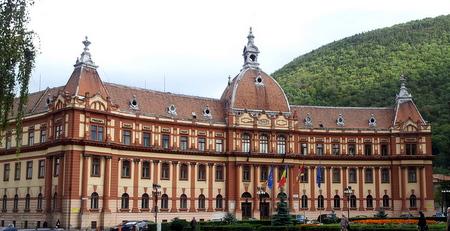 Rådhuset i Brasov