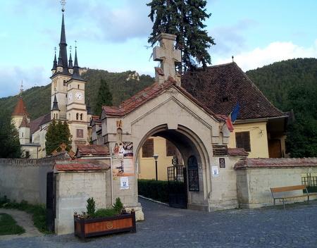 Kirke i Brasov
