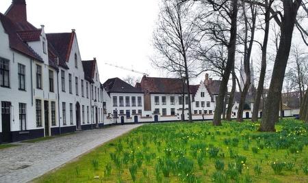 Brugges Begijnhof