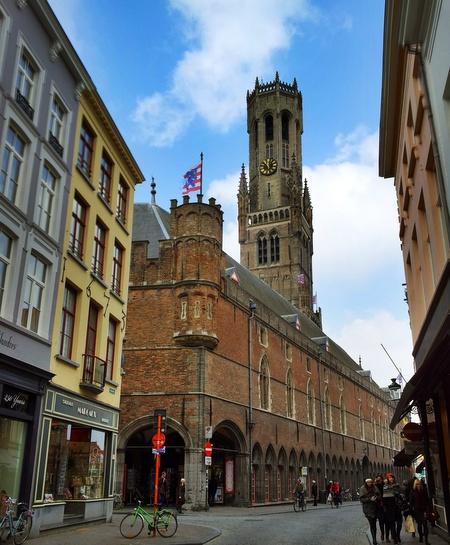 Belfort i Brugge