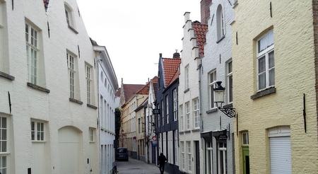 Gate i Brugge