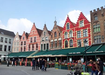 Hus på Markt