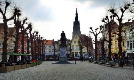 Plass i Brugge