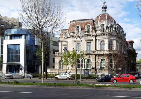 Arkitektur i Bucuresti