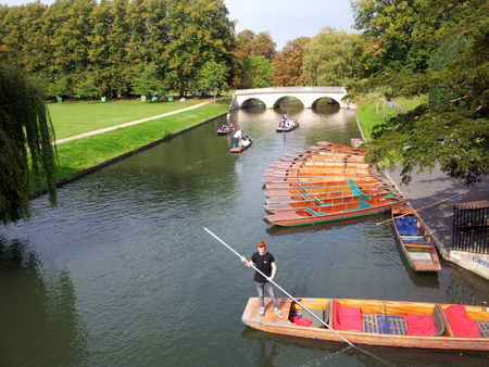 Puntere i Cambridge