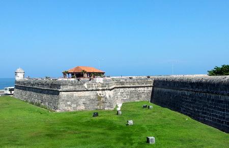 Bymuren i Cartagena