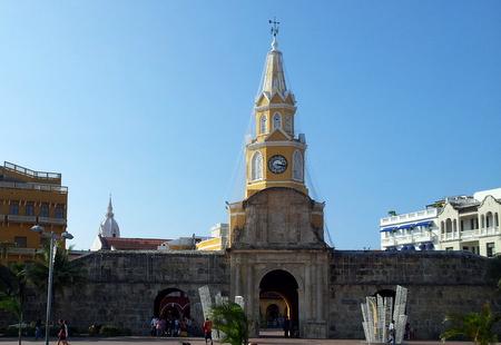 Klokketårnet i Cartagena