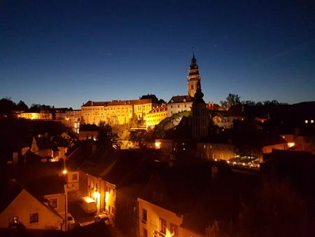 Byen om natten
