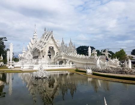 Hvitt tempel