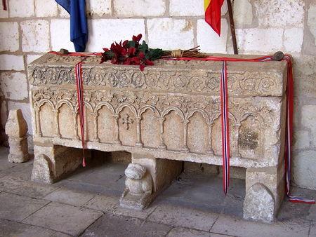 Kristinas sarkofag
