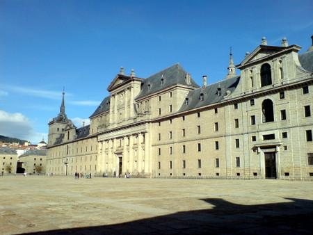 Utenfor El Escorial