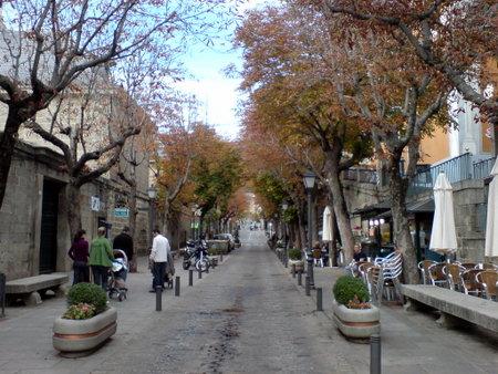 Gate i San Lorenzo de El Escorial