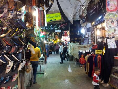 Bazar i Esfahan