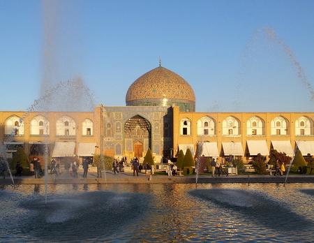 Lotfollah-moskeen