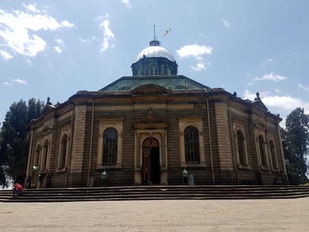 St Georges kirke i Addis Abeba