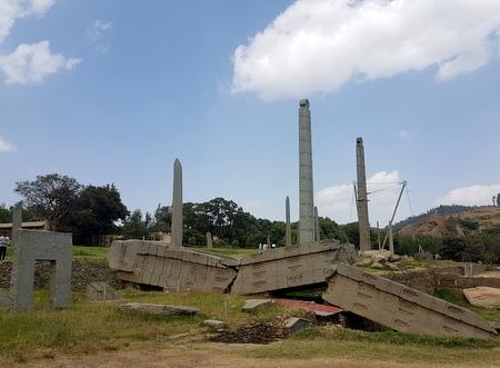 Steler i Aksum