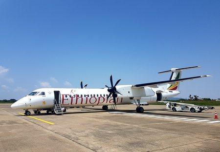 Innenriksfly i Etiopia