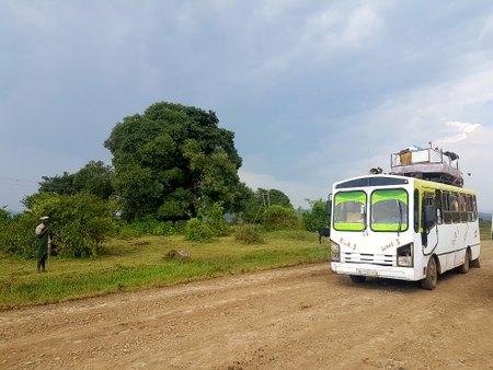 Etiopisk buss