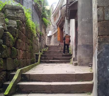Bakgate i Fenghuang