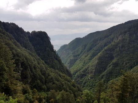 Utsikt fra Cang Shan